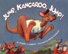 Jump, Kangaroo, Jump: Level 3, Fractions (Mathstart: Level 3 (HarperCo-ExLibrary