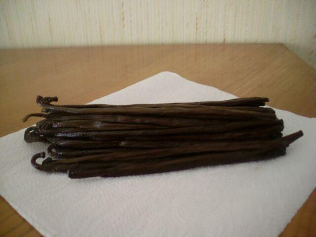10 Gousses de Vanille Bourbon de Madagascar (11-12 cm) récolte 2018 non traitées