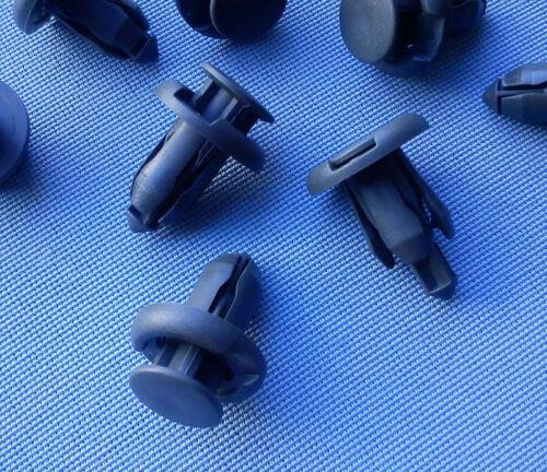 10x Panneau de porte clips fixation Colliers Support pour NISSAN SUBARU Mitsubi 06 C