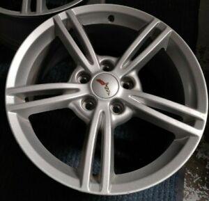 08-10 Corvette C6 OEM Front Wheel - 18x8.5JX56