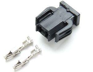 audi vw skoda 2 polig stecker connector 893971632 893 971 632 ebay. Black Bedroom Furniture Sets. Home Design Ideas