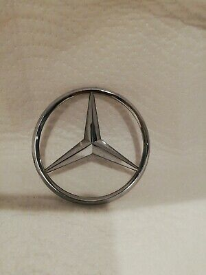 Mercedes SL R231 2012-2016 Rear Boot Badge Emblem Star Gloss Black A2318170216