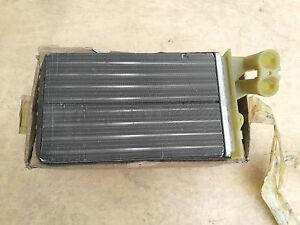 Destockage! Radiateur De Chauffage Peugeot 405 406 Nissens 72935 Calcul Minutieux Et BudgéTisation Stricte