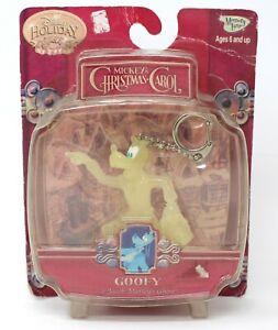 Disney Holiday Mickey's Christmas Carol 2003 Goofy Jacob Marleys Ghost Keychain 90733076168   eBay