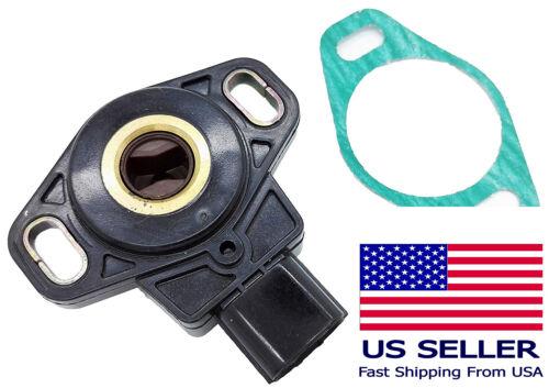 TPS Throttle Position Sensor for 02-04Honda CR-V Acura RSX Base Model REJ-W51