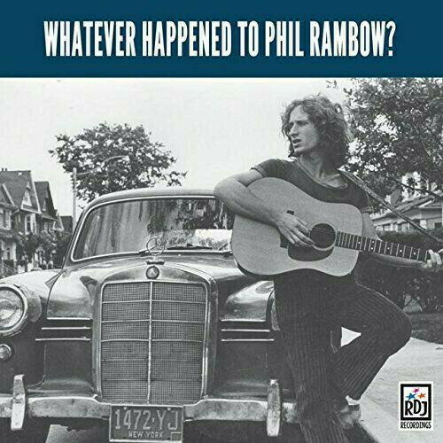 PHILIP RAMBOW 'Whatever Happened To Phil Rambow'  CD Signed by Philip
