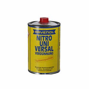 Ravenol-Nitro-Verduennung-1-Liter-1L-Universal-Waschverduennung-1360127-001-01-000