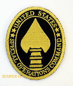 Details about SOCOM PATCH SPECIAL OPERATIONS COMMAND US ARMY MARINES NAVY  AIR FORCE USCG CIA