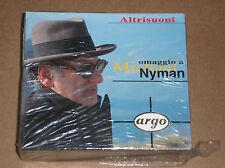 OMAGGIO A MICHAEL NYMAN (LEMPER, BALANESCU) - BOX 4 CD SIGILLATO (SEALED)