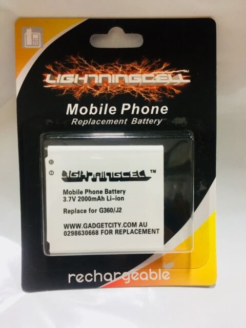 Battery fr Samsung Galaxy Core Prime SM-G360 G360G G361 G3606 G3608 G3609 G360BT