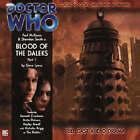 Blood of the Daleks by Steve Lyons (CD-Audio, 2007)