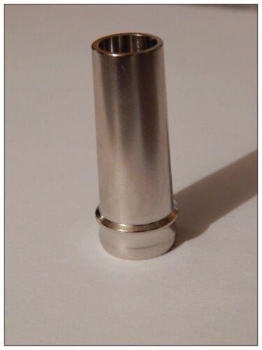 Mundstückadapter für Bariton auf Posaune Vernickelt Adapter Mundstück Neu