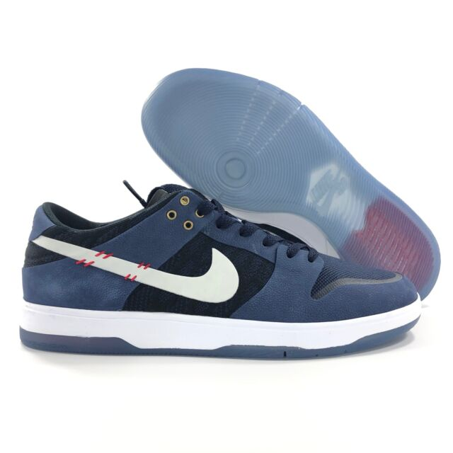 buy popular 2ca63 46456 Nike SB Zoom Dunk Low Elite Sean Malto Samurai Blue 877063-416 Men's  10.5-11.5