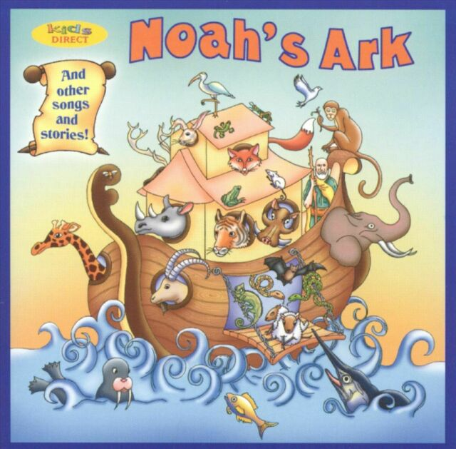 Direct Source - Good Book Presents: Noah's Ark
