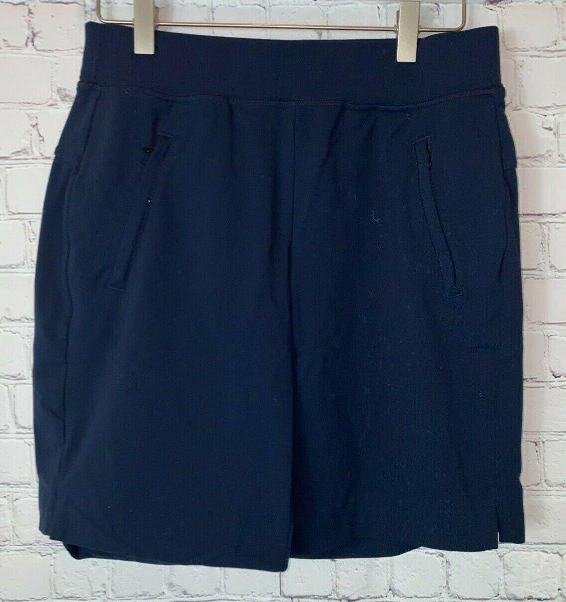ATHLETA Womens' Navy Blue Athletic Shorts Size XS