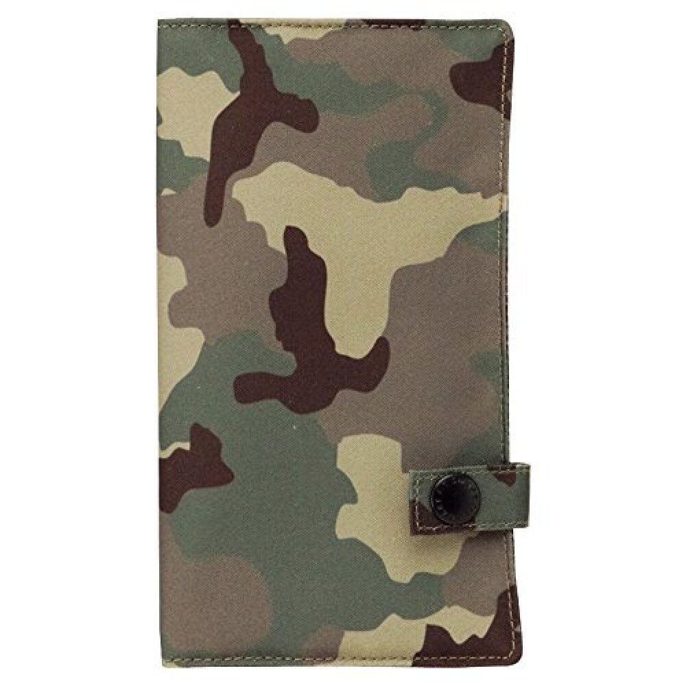 LIHIT LAB  Smart Fit Pen Case - camouflage   A7585-31