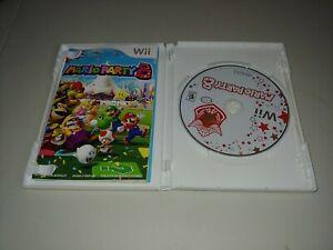 Mario-Party-8-Nintendo-Wii-2007-COMPLETE-EVERYONE-LUGI-DONKEY-KONG-YOSHI
