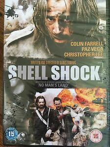 Shell-Shock-DVD-2009-Danis-Tanovic-Balkans-War-Film-Movie-Drama-UK-DV