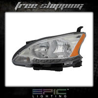 Fits 2013-14 Nissan Sentra Headlight Lamp Driver Side Left Only