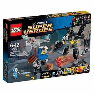 76026 GORILLA GORDD GOES BANANAS lego NEW dc flash legos ...