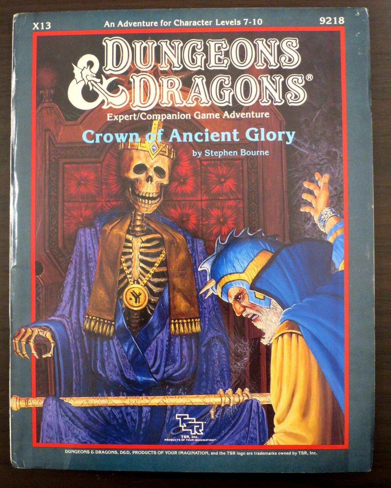 X13 Crown of Ancient Glory - Dungeons & Dragons
