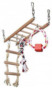 Mon ChéRi Trixie 6274 Pont Suspendu Pour Hamster, 29×25×9 Cm