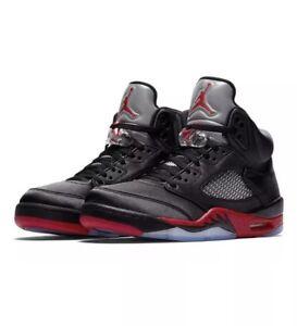 New Nike Air Jordan 5 Retro GS SZ 4Y