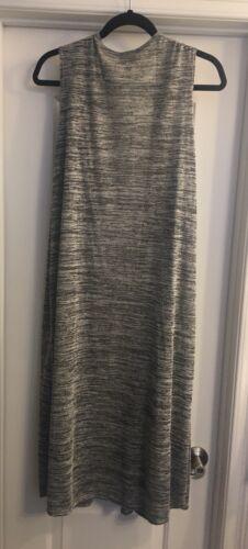 Stretchy Sweater Medium Lightweight Joy Heathered Llr Materiale Lularoe Grey w4fgqS6q