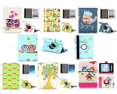 Case for Apple iPad Mini 1 2 3 Cover for iPad Air 1 2 Case for iPad 2 3 4. Owls