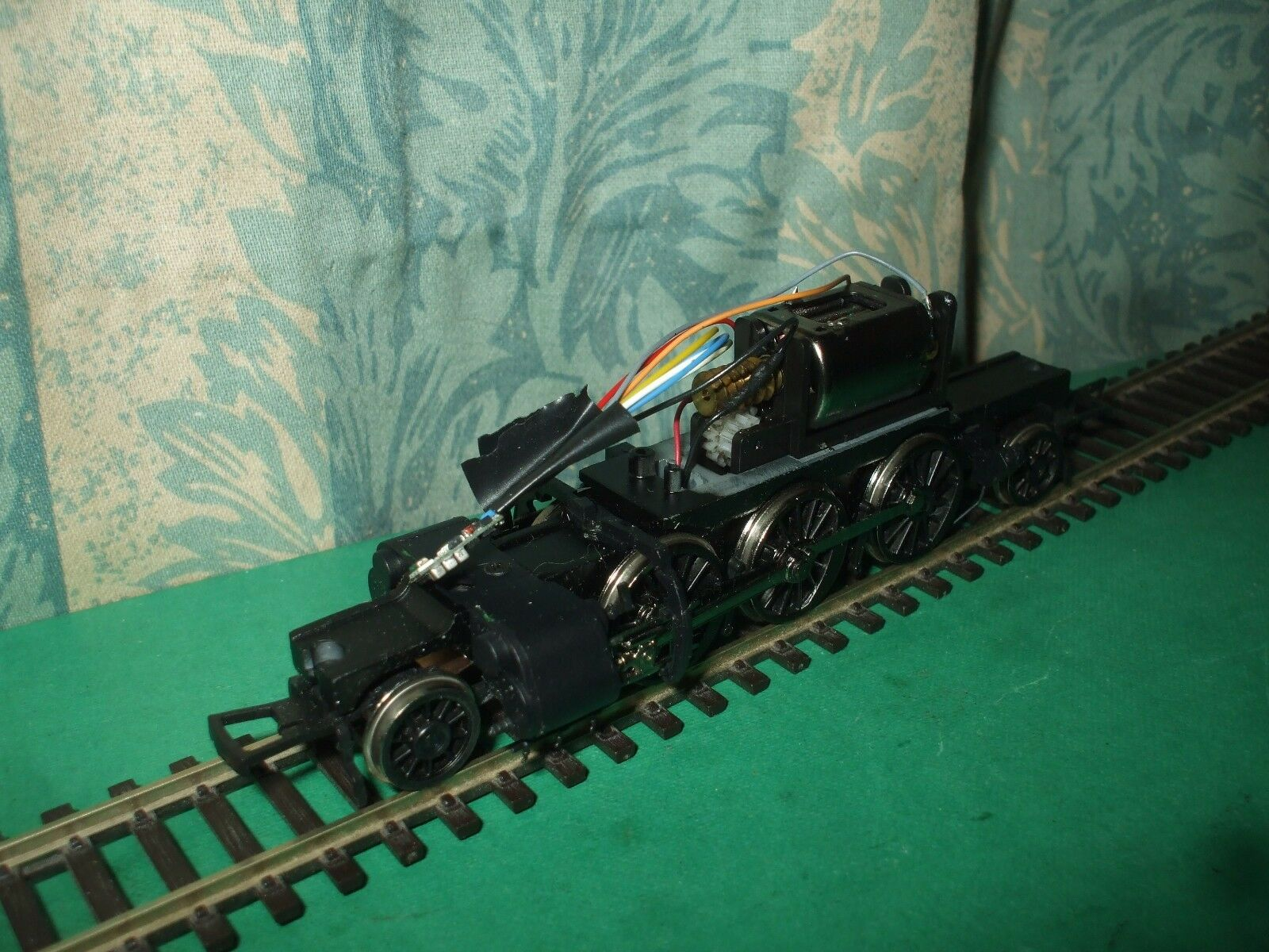 BACHMANN GWR 45XX SMALL PRAIRIE TANK DCC LOCO CHASSIS ONLY - No.2