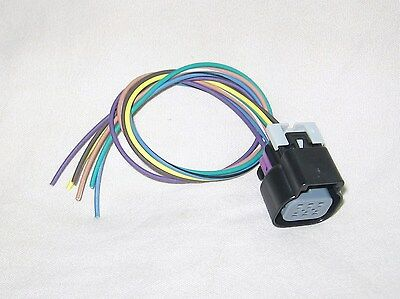 Electronic Throttle Body Connector Pigtail 2 Wire TAC ETCS DBW 99-02 GM Truck