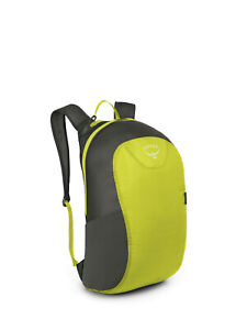 Osprey Ultralight Stuffable Daypack - Electric Lime