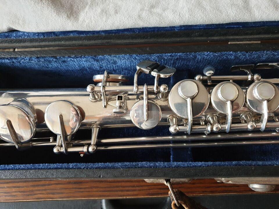 Saxofon, WELTKLANG SOPRANSAX