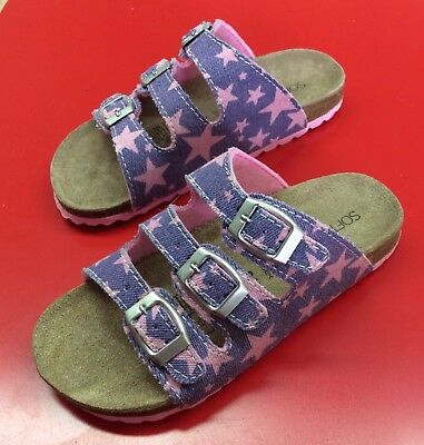 Clothing, Shoes & Accessories Methodical Girls Sandals From Softwaves Eu33 Uk1 Rrp £22.99