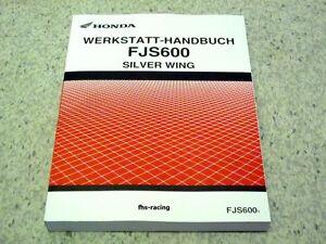 HONDA-FJS-600-ab-2001-PF-01-PF01-Werkstatthandbuch-Reparaturanleitung