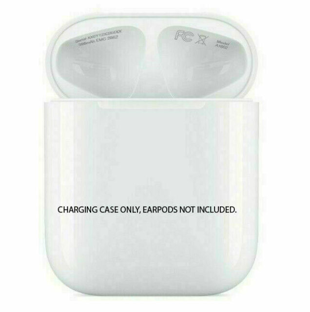 65530a38bde NEW Apple AirPods 2nd Generation Wireless Charging Case (ONLY) - White  SEALED