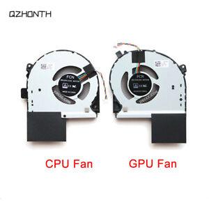 New CPU&GPU Cooling Fan For ASUS ROG STRIX GL703GS GL703GS-DS74 GL703GM