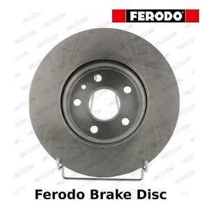 Ferodo-Disque-de-Frein-avant-Paire-276mm-Ventile-DDF1869-Qualite