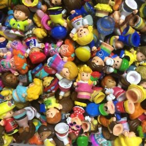 Random-10pcs-Fisher-Price-Little-People-Christmas-Disney-Figure-Party-Toy-Doll