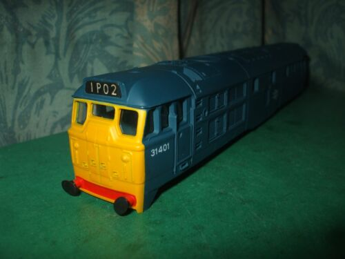 AIRFIX BR CLASS 31 BLUE LOCO BODY ONLY No.2