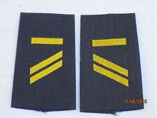 Marine Distintivo di grado: Lancia spezzata UA ,gold/blu,Sottufficiale candidati