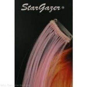 Extension Cheveux Stargazer Costume Déguisement Synthétique Highlight Rose Bébé