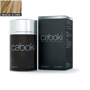 Caboki-Medio-Biondo-Colore-Ricostruzione-Dei-Capelli-Fibra-Perdita-Correttore