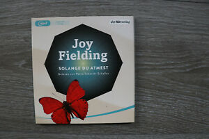 Joy-Fielding-Solange-du-atmest-Hoerbuch-1-mp3-CD-der-Hoerverlag-wie-neu