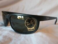 Ray Ban Sunglasses Predator 2 Rb2027 W1847 Black /grey 62-19-130 & Authentic