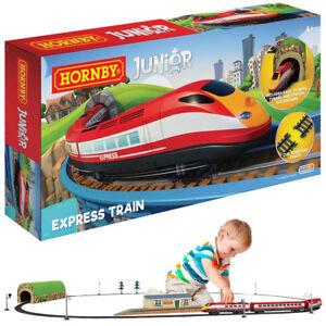 HORNBY Set R1215 Hornby Junior Express Train Train Set 5055288640887