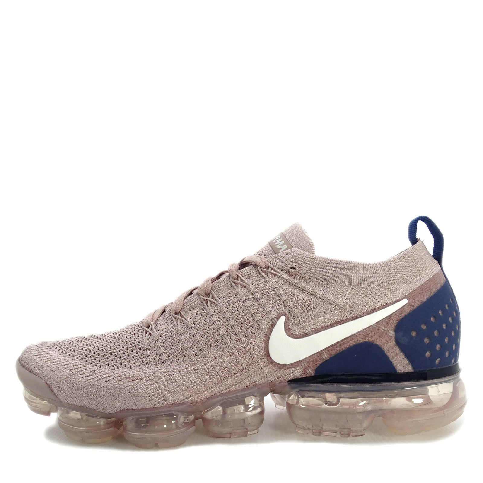 Nike Air Vapormax Flyknit 2 [942842-201] Men Running shoes Diffused Taupe Navy