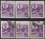 NORTH-BORNEO-1950-KG-VI-5c-VIOLET-CATTLE-USED-X6 thumbnail 1
