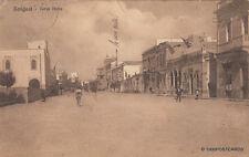 * LIBYA - Bengasi - Corso Italia 1928 to Germignaga (Italy)