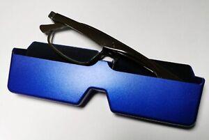HR-IMOTION-Brillenstaender-Brillenfach-Brillenhalter-BLUE-Brillen-Ablage-Staender